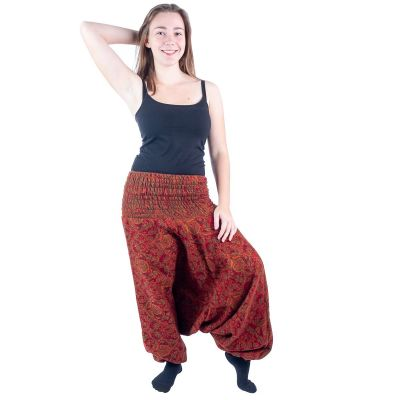 Akrylové nohavice typu Alibaba Jagrati Temper   UNI