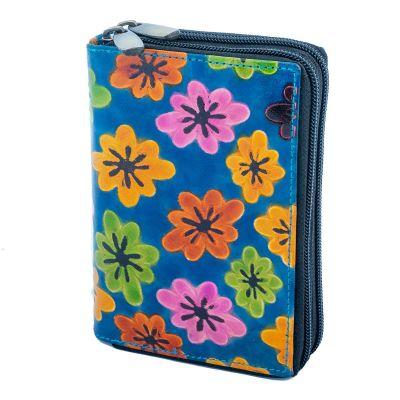 Peňaženka Kaneera - modrá