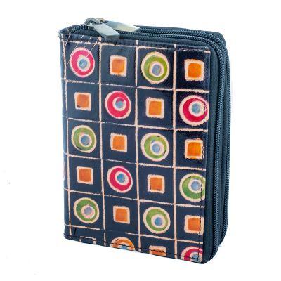 Peňaženka Samira - čierna