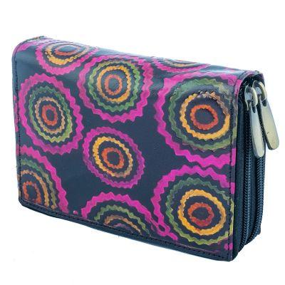 Peňaženka Yauvani - čierna