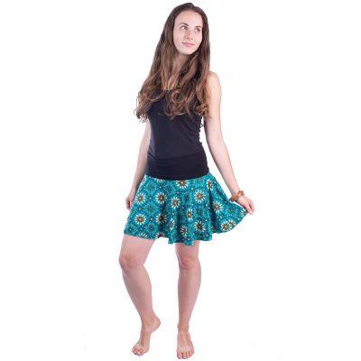 Kolesové mini sukne Lutut Kaori | UNI (zodpovedá S / M)