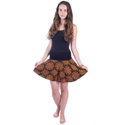 Kolesové mini sukne Lutut Rika   UNI (zodpovedá S / M)