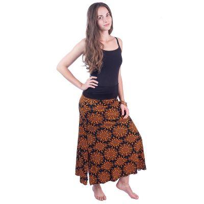 Dlhá sukňa Panjang Rika | UNI