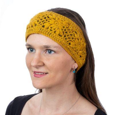 Čelenka Bardia Yellow