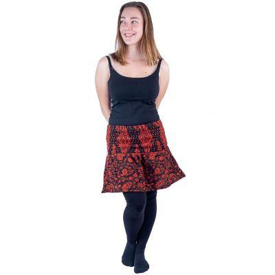 Akrylová zvonová mini sukne Hanima Ardent   UNI (zodpovedá S / M)