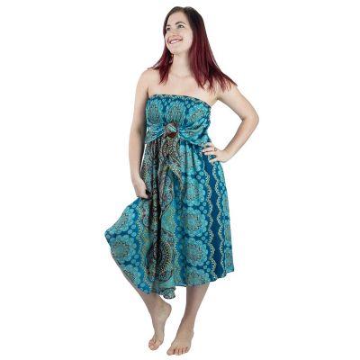 Dlhá sukňa s kokosovou sponou Kelapa Hom | UNI