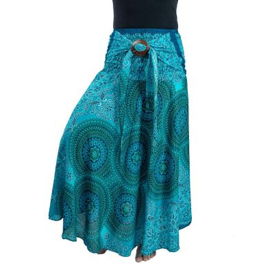 Dlhá sukňa s kokosovou sponou Kelapa Mayuree | UNI