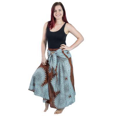 Dlhá sukňa s kokosovou sponou Kelapa Minako | UNI