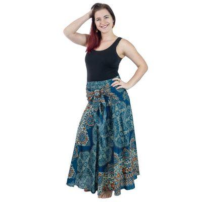 Dlhá sukňa s kokosovou sponou Kelapa Rangita | UNI
