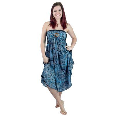 Dlhá sukňa s kokosovou sponou Kelapa Rochana | UNI