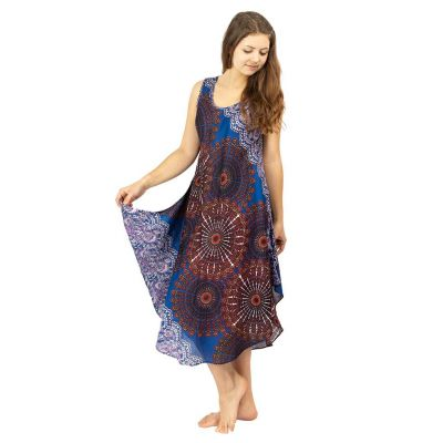 Plážové šaty Yami Pantai - bez rukávov   XXXL