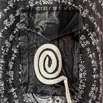 Bavlnené aladinky Amir Hitam Nepal