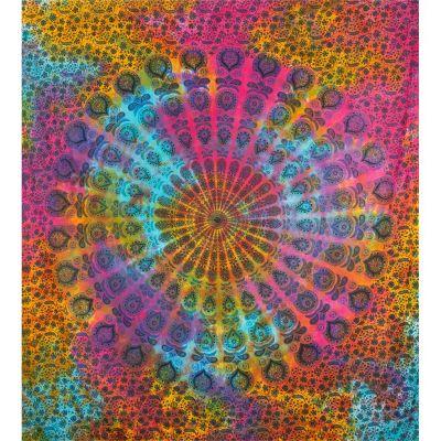 Prikrývka Farebná meditácie