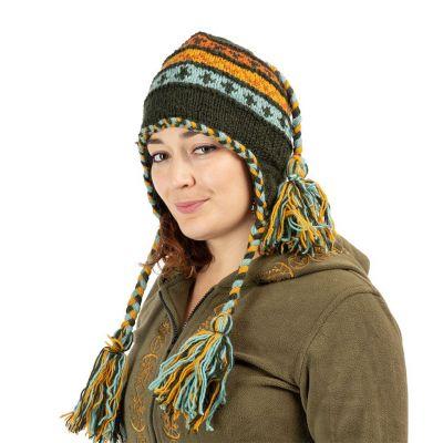 Vlnená čiapka Manaslu Spruce
