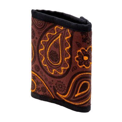 Vyšívaná peňaženka Kamuka Amir