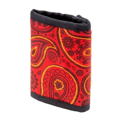 Vyšívaná peňaženka Kamuka Tika