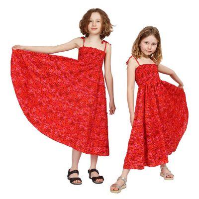 Detské šaty Mawar Red Sea | 3-4 roky, 4-6 rokov, 8-10 rokov, 10-12 rokov, 12-14 rokov