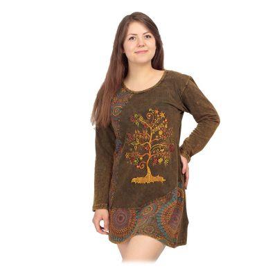 Etno šaty Bahira | S, M, L, XL, XXL, XXXL