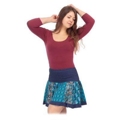 Kolová mini sukňa Karishma Snazzy | UNI
