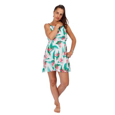 Letné šaty Kannika Sunan   UNI (zodpovedá S/M)