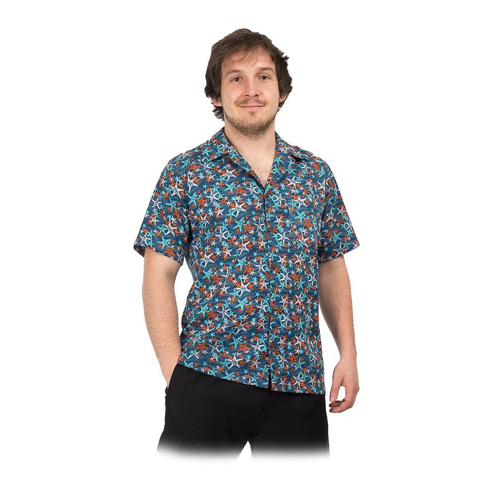 """Pánska """"havajská košeľa"""" Nihoa India"""