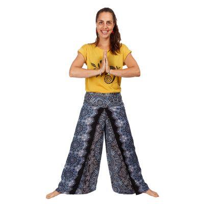 Široké nohavice Sayuri Thana | UNI (S/M), XXL