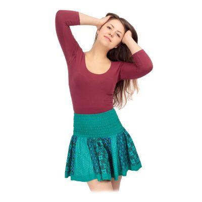 Kolová mini sukňa Karishma Estuary | UNI