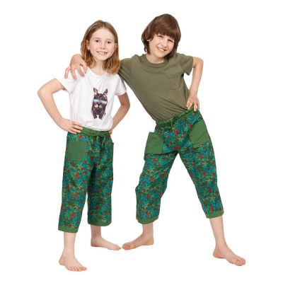 Trojštvrťové bavlnené nohavice Starfish | 2-4 roky, 4-6 rokov, 6-8 rokov, 8-10 rokov