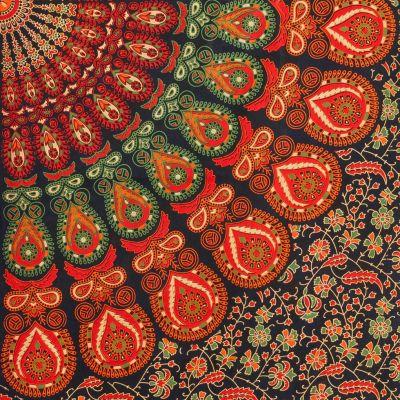 Bavlnený prehoz cez posteľ Magické leto India