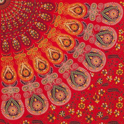 Bavlnený prehoz cez posteľ Osudová láska India