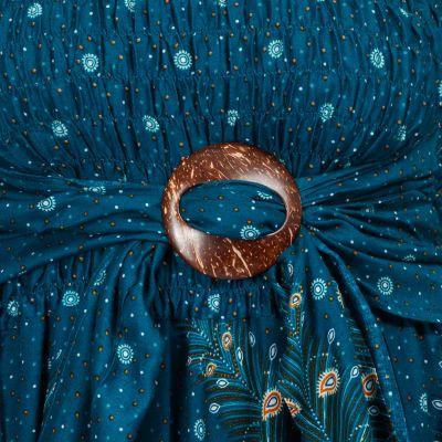 Dlhá sukňa s kokosovou sponou Kelapa Djamila Thailand