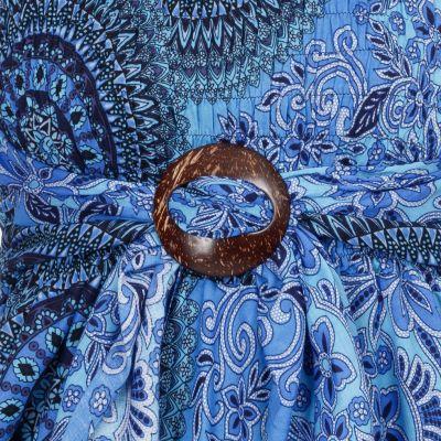 Dlhá sukňa s kokosovou sponou Kelapa Kiet Thailand