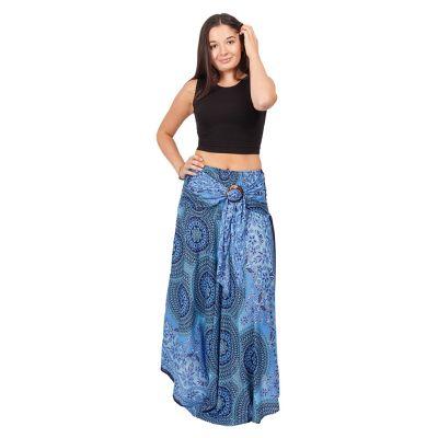 Dlhá sukňa s kokosovou sponou Kelapa Kiet | UNI