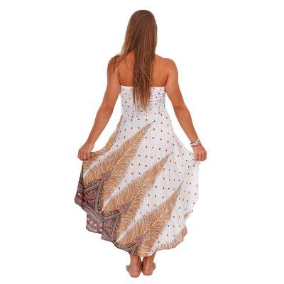 Dlhá sukňa s kokosovou sponou Kelapa Zahra Thailand