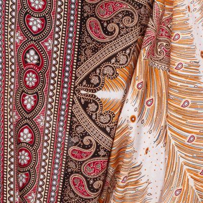 Háremové nohavice Tansanee Zahra Thailand