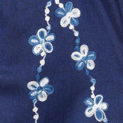 Turecké nohavice s výšivkou Sabuk Biru Nepal
