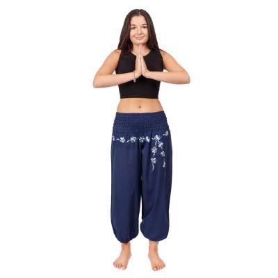 Turecké nohavice s výšivkou Sabuk Biru | S/M, L/XL