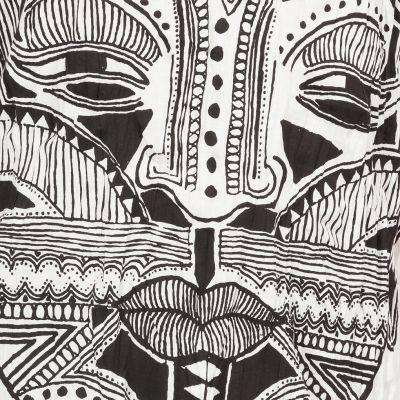 Pánske tielko Sure Khon Mask White Thailand