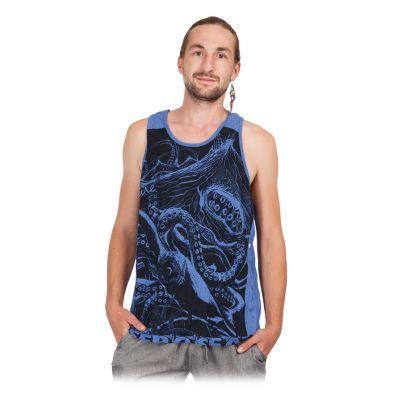 Pánske tielko Sure Octopus Blue | M, L, XL, XXL
