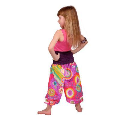 Detské nohavice Pink Princess