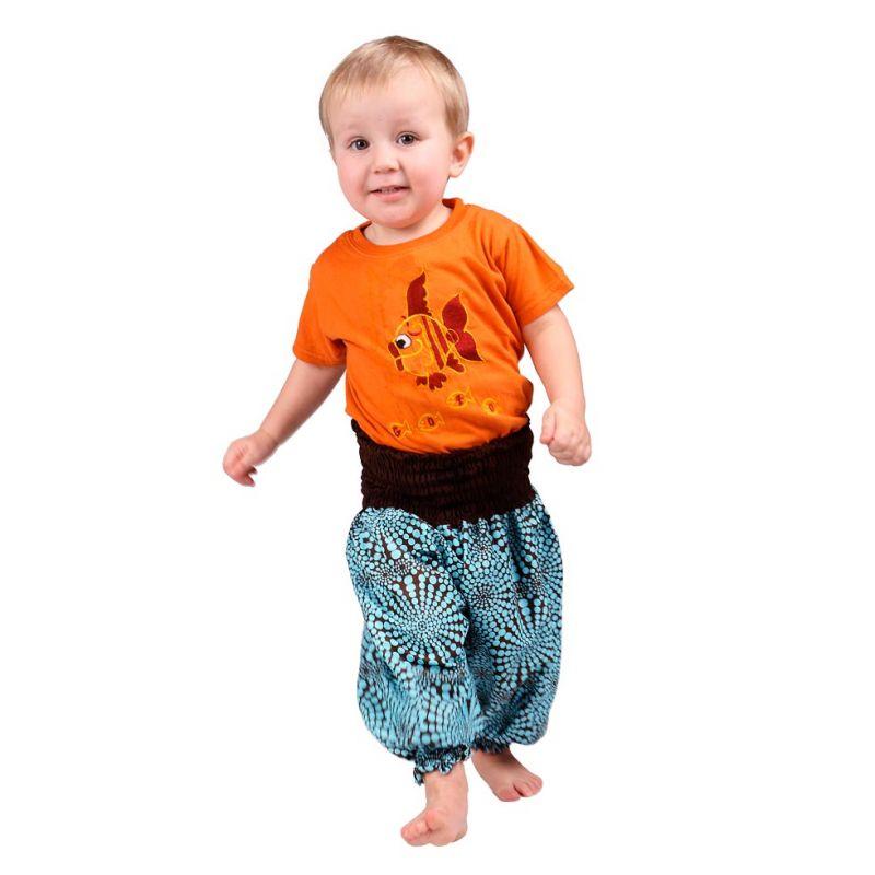 Detské nohavice Blue Joy