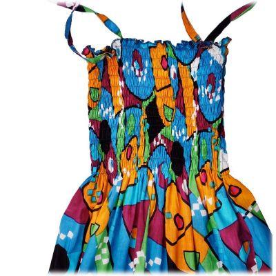 Detské šaty Mawar Maze