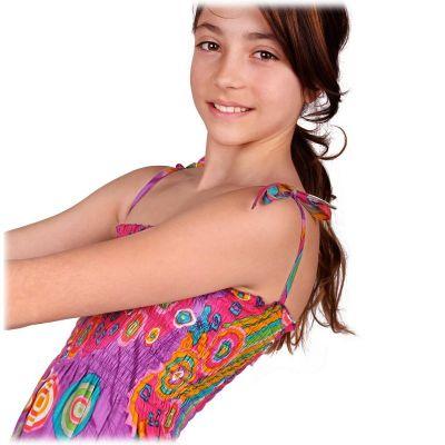 Detské šaty Mawar Pink