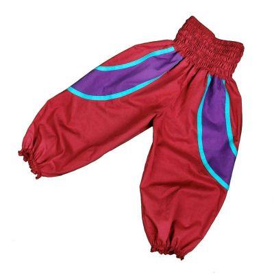 Detské nohavice Atau Merah