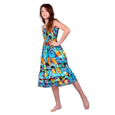 Detské šaty Mawar Maze | 3 - 4 roky, 4 - 6 rokov, 6 - 8 rokov, 8 - 10 rokov
