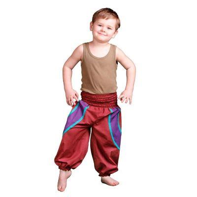 Detské nohavice Atau Merah | 3 - 4 roky, 4 - 6 rokov, 6 - 8 rokov, 8 - 10 rokov