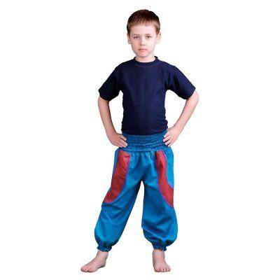 Detské nohavice Atau Biru | 3 - 4 roky, 4 - 6 rokov, 6 - 8 rokov, 8 - 10 rokov
