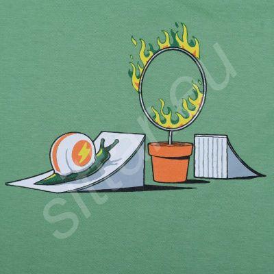 Tričko Snail Show   S