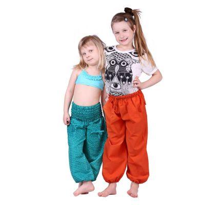 Detské nohavice bias Rubah