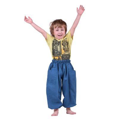 Detské nohavice bias Pirus